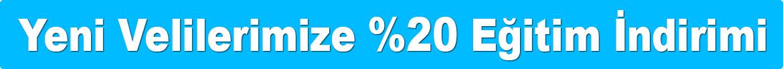 Meltem Koleji %20 Yeni Kayıt İndirimi