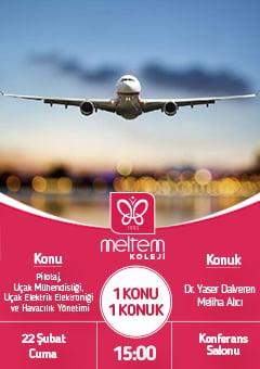 Pilotaj, Uçak Mühendisliği, Uçak Elektrik Elektroniği ve Havacılık Yönetimi Semineri