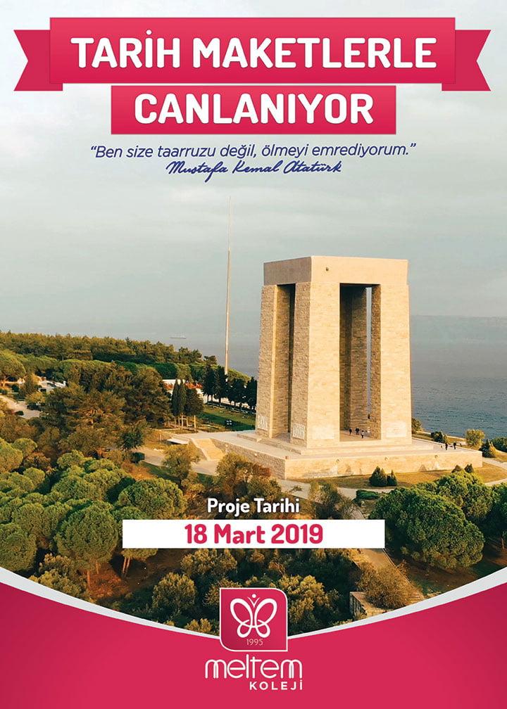 TARİH MAKETLERLE CANLANIYOR